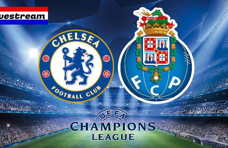 Chelsea - FC Porto | UCL Champions League LIVESTREAM