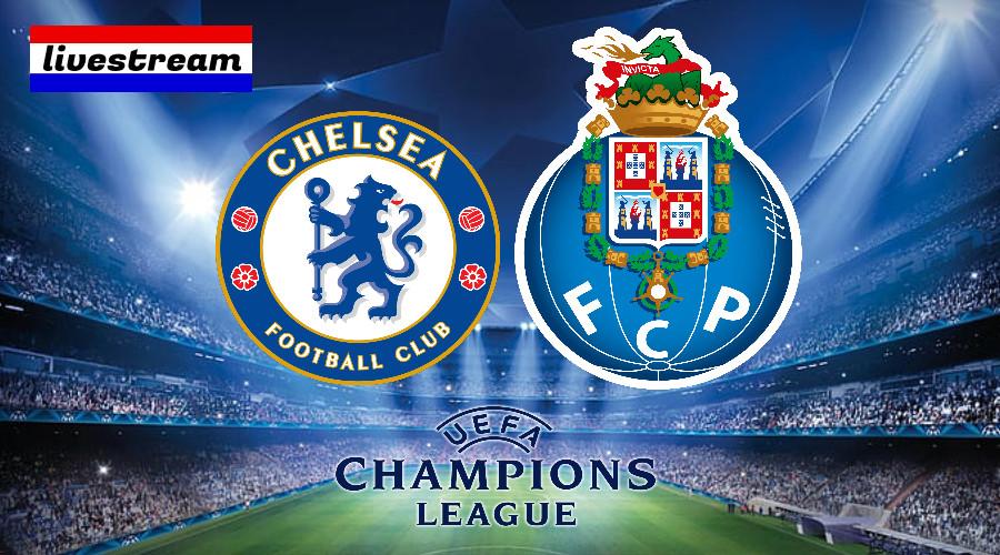 Chelsea - FC Porto livestream