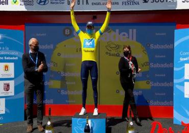 Mas na etappe zege nieuwe leider in Ronde van Valencia