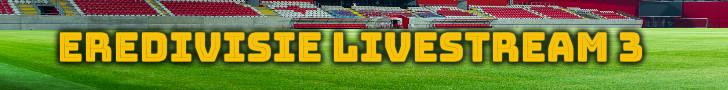 Eredivisie livestream 3