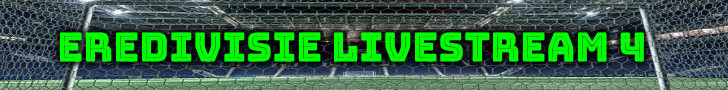 Eredivisie livestream 4
