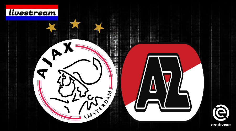 Eredivisie livestream Ajax - AZ