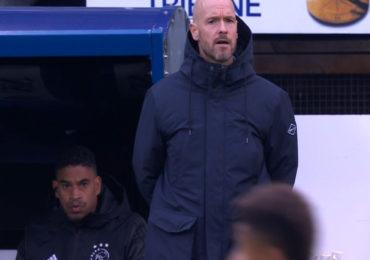 Ajax met 2-1 te sterk voor SC Heerenveen
