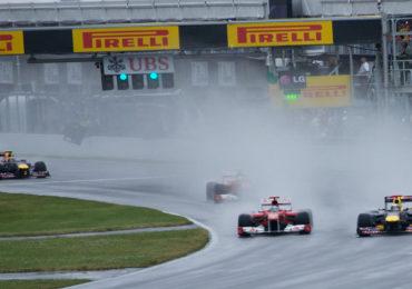 Kans op regen tijdens GP Hongarije groot