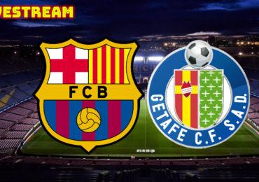 FC Barcelona vs Getafe | LIVE STREAM | LA LIGA