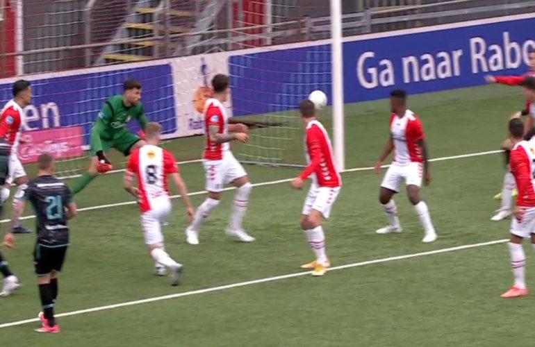 FC Emmen sluipt richting zestiende plaatst
