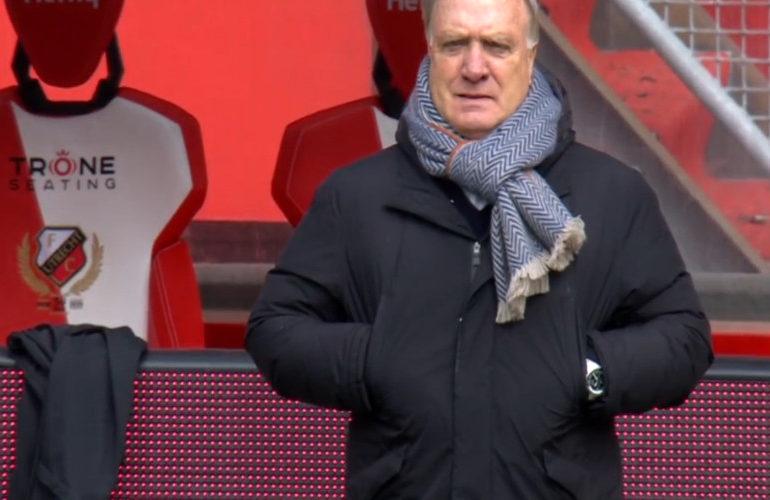 Feyenoord wint uitduel bij FC Utrecht