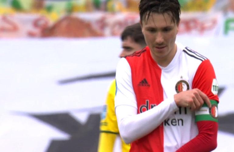 Feyenoord wint thuis van Fortuna Sittard