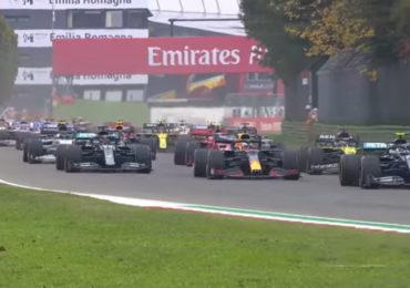 Formule 1 GP Emilia-Romagna op televisie? | LIVE STREAM