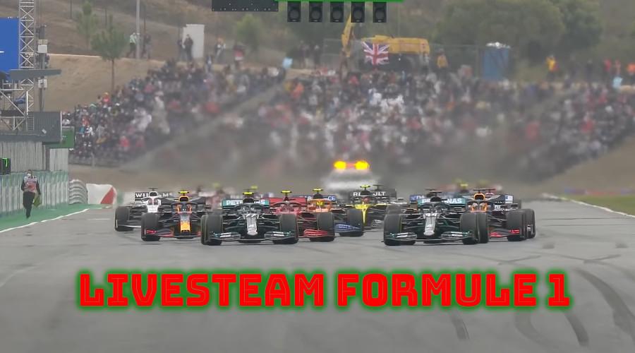 Formule 1 Grand Prix Portugal live stream