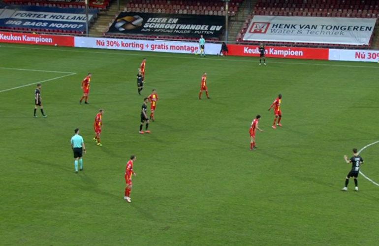 Go Ahead en Roda JC scoren niet