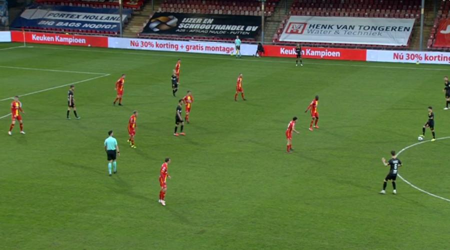 Go Ahead Eagles - Roda JC