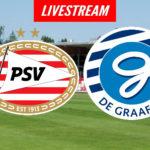 Jong PSV - De Graafschap livestream