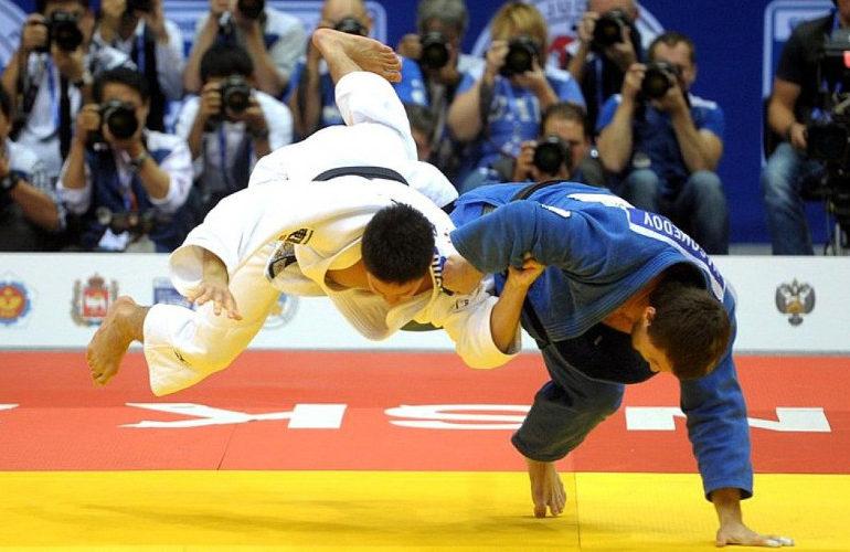 Tornike Tsjakadoea bij WK Judo uitgeschakeld