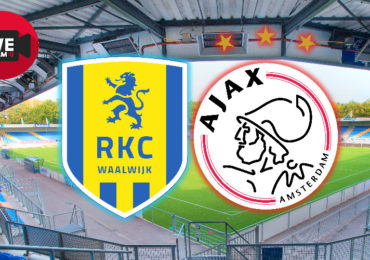 Kijk om 16.45 hier via de livestream gratis RKC - Ajax