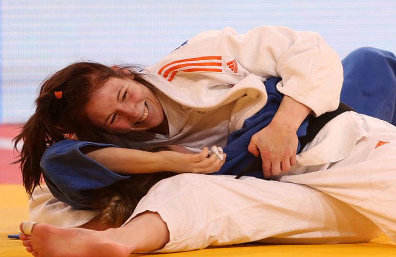 Deze judoka's zijn zeker van Tokio