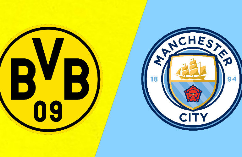 LIVE STREAM Dortmund - Manchester City  | Watch | Champions League | LIVE