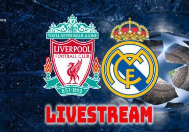 Livestream Liverpool - Real Madrid | Champions League LIVESTREAM