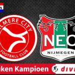 Livestream Almere City FC - NEC
