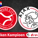 Livestream Almere City - Jong Ajax