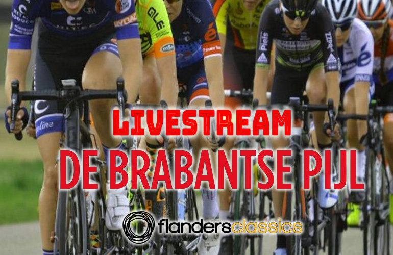 Livestream Brabantse Pijl 2021 (vrouwen koers)