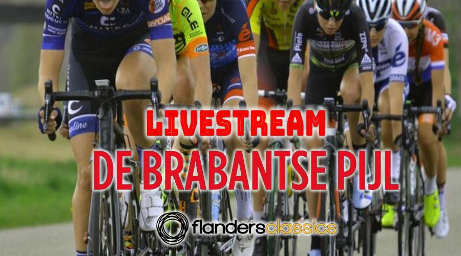 Livestream Brabantse Pijl