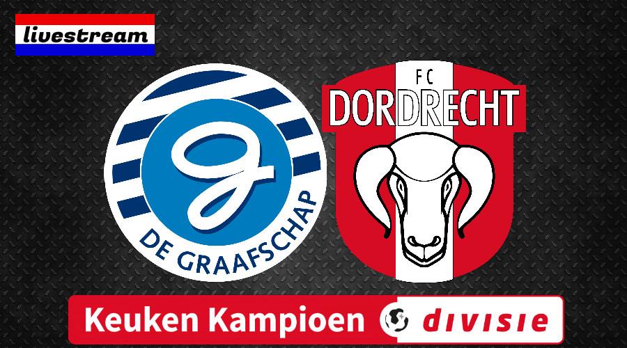 Livestream De Graafschap - FC Dordrecht