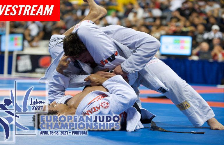 Livestream EK Judo 2021 Lissabon | Judo LIVE