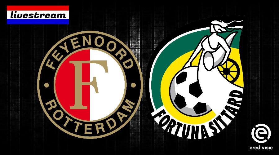 Livestream Feyenoord - Fortuna Sittard