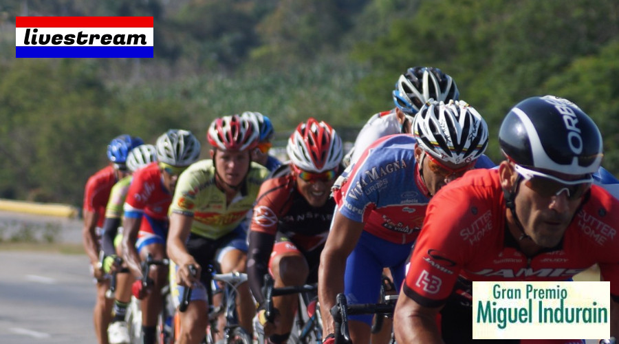 Livestream Gran Premio Miguel Indurain 2021 (Foto PxHere)