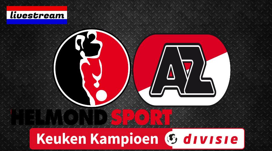 Livestream Helmond Sport - Jong AZ