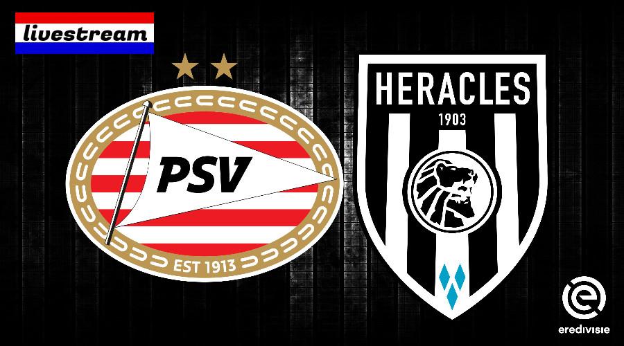 Livestream PSV - Heracles