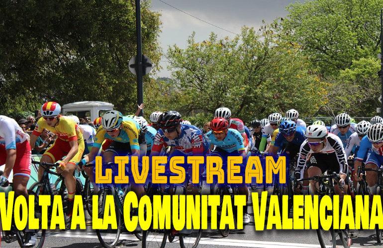 Livestream Ronde van Valencia | Volta a la Comunitat Valenciana