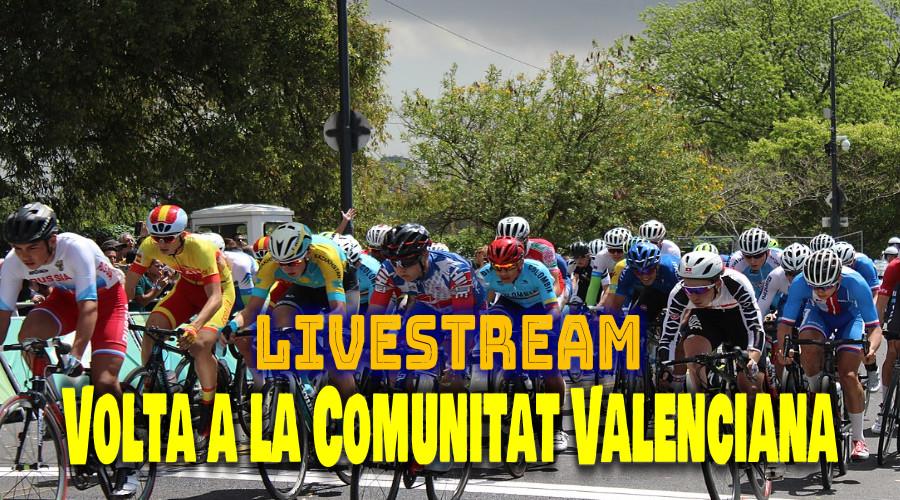 Livestream Ronde van Valencia 2021