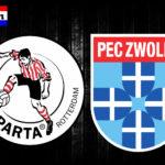 Livestream Sparta - PEC Zwolle