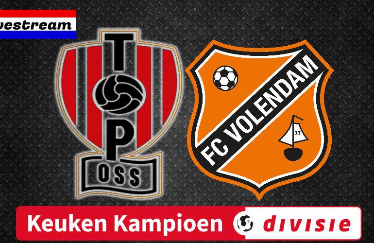 TOP Oss - FC Volendam gratis kijken via een livestream