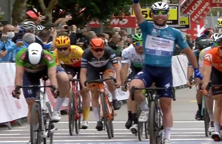 Hattrick voor Cavendish in Ronde van Turkije