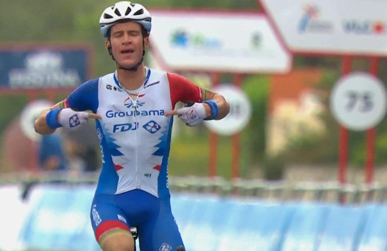 Miles Scotson wint eerste etappe in Ronde van Valencia