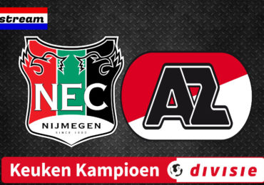 NEC - Jong AZ | Keuken Kampioen Divisie | LIVESTREAM