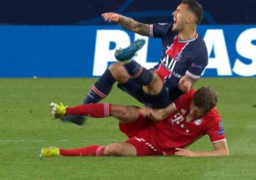 Titelverdediger FC Bayern uitgeschakeld in Europa