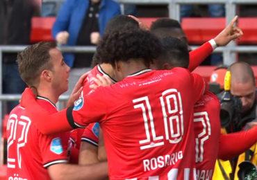 PSV thuis met 1-0 langs FC Groningen