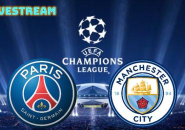 Livestream PSG - Manchester City | Champions League