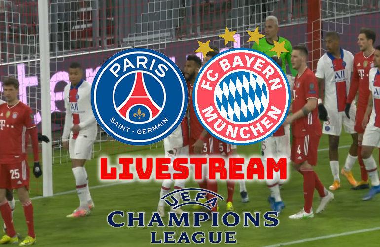Paris Saint-Germain - FC Bayern München livestream