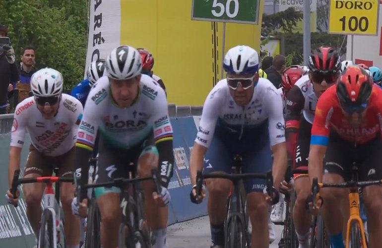 Peter Sagan wint eerste etappe in Romandië