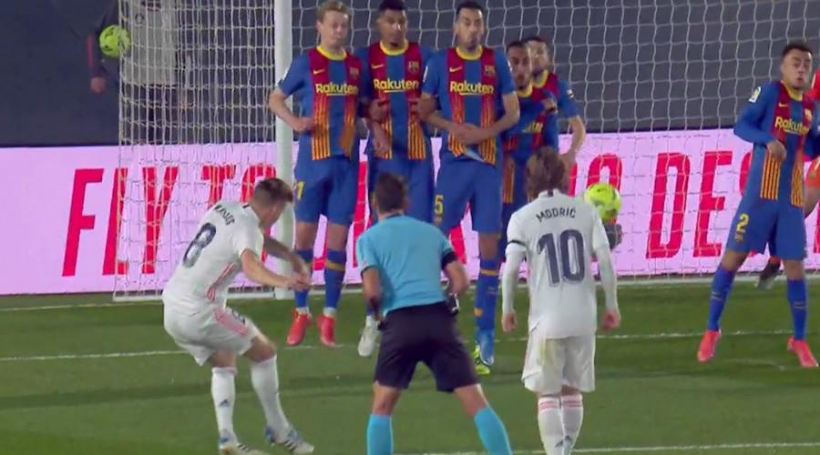 Real Madrid - FC Barcelona 2