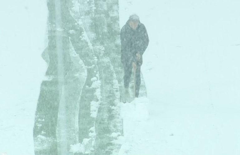Roda JC - Almere City gestaakt wegens sneeuwval