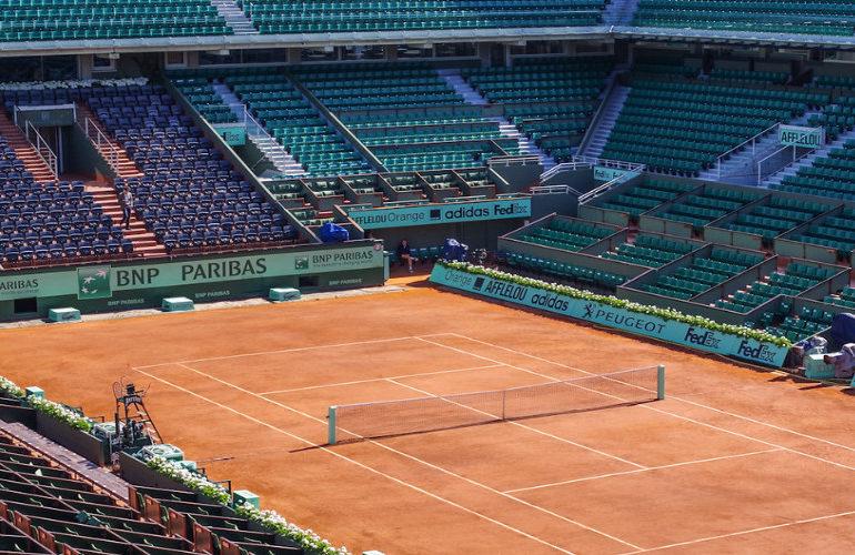Roland Garros begint in mei een week later