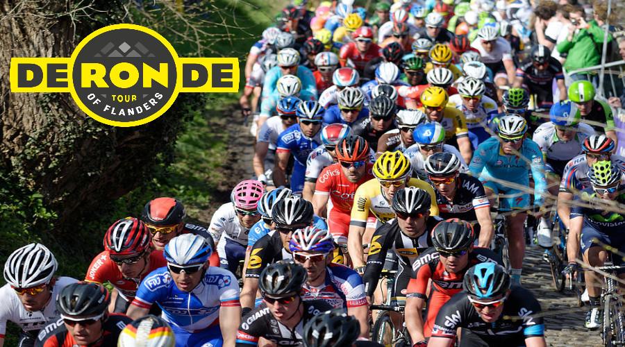 Ronde van Vlaanderen 2021 (Foto Wikimedia Commons)