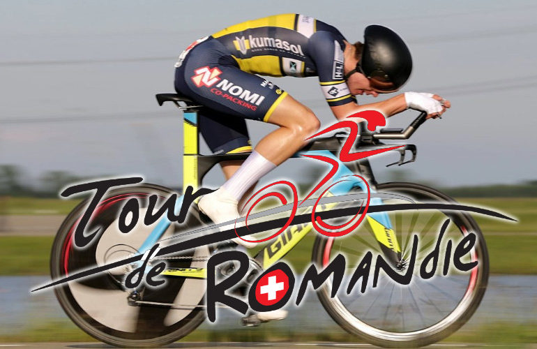 Starttijden proloog Ronde van Romandië 2021