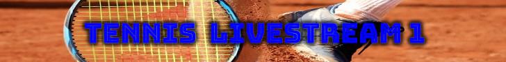 Tennis livestream 1